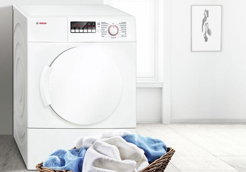 Bosch: wäschetrockner max wendrich gmbh & co. kg elektro